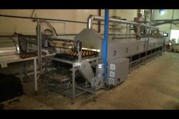 Автоматическая линия выпечки кексов с начинкой и изюмом АМК-2